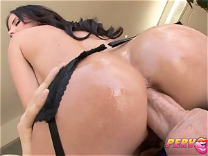 PervCity Brandy Aniston hot mother anal invasion