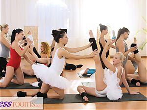 sport rooms petite ballet instructos secret three-way
