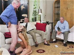meaty natural mounds old dude and verified amateur young Molly Earns Her Keep