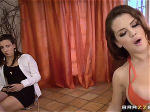 Smoking super-hot Keisha Grey fucked in her rosy pucker