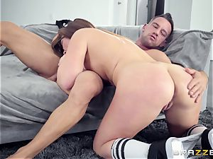 Maddy OReilly poked firm by Johnnys stiff pecker