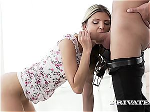 Gina Gerson killer Lolita gets anal invasion