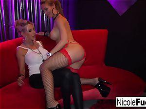 unwrap Club lesbos Nicole and Puma