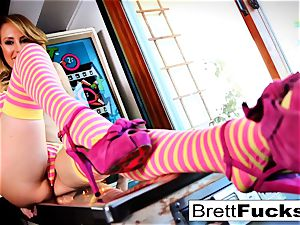 Pinball gaming leads to vagina catapulting by Brett Rossi