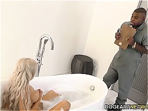 hotwife bf observes Nina Elle gets humped by bbc