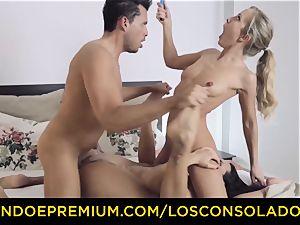 LOS CONSOLADORES - stellar blondes tough foursome