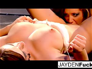 female on chick with Taylor Vixen