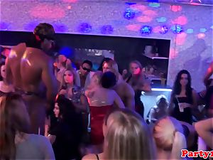 party amateur dicksucking cock at soiree