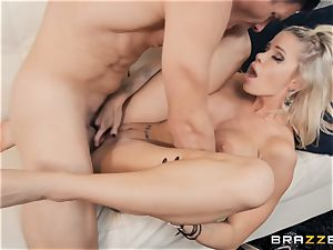 Jessa Rhodes beaten with a meaty german prick
