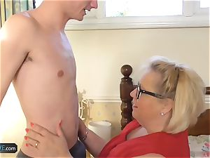 AgedLovE big-chested Matures gonzo boink Compilation