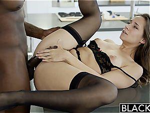 BLACKED My girlfriends sizzling sista Cassidy Klein enjoys bbc