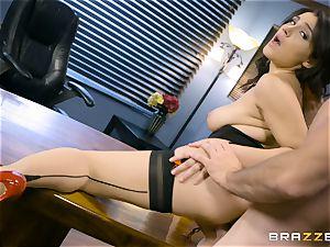 Valentina Nappi boned in her rear entrance