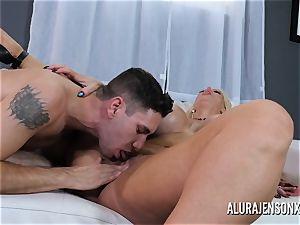 hefty orb cougar Alura Jenson loves fucking junior dudes