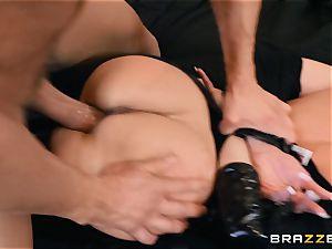 Brandi enjoy poked in her humid twat