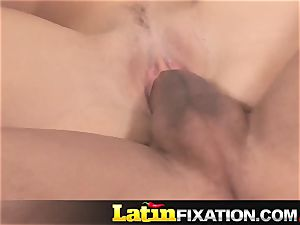 LatinFixation shaft greedy Aletta Ocean