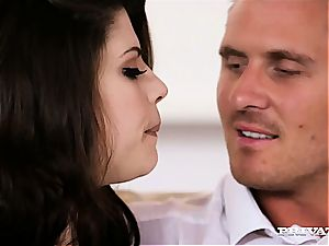 Lucia enjoy Has Her booty fucked on a first rendezvous
