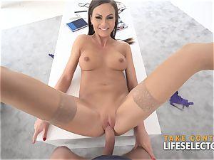 Tina Kay - jism thirsty mummy
