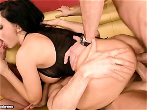 hoe Aletta Ocean always liked the delectation of getting nutted after a molten drill
