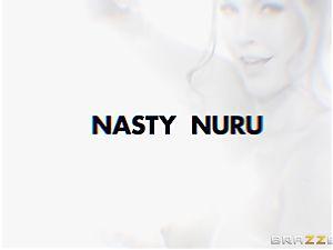 prompt hatch smashing nuru rubdown with Ella Nova