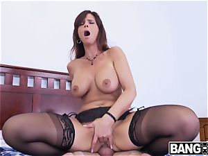 Syren De Mer Her cunny And butt ravaged dirty juice Pie