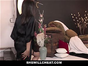 SheWillCheat - sizzling japanese wife railed By bbc