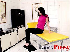 Isabella Clark at LatexPussyCats