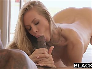 BLACKED Nicole Aniston Can't Get Enough bbc