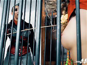 sensational soles energy - Lesdom tantalizes German soles marionettes