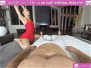 VRBangers.com lithe Jill Will open up Her appetizing beaver