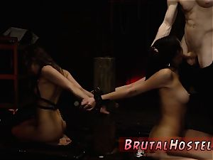 Nun punishment very first time 2 youthful bi-otches, Sydney Cole and Olivia Lua, our down south