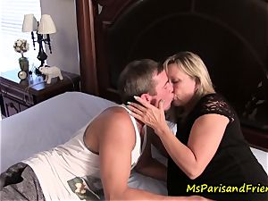 aunt nephew Taboo as mommy sees