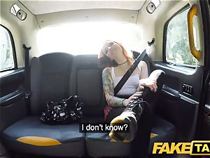fake cab small Kylie Nymphette gash smashed