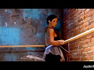 wonderful ballet lessons w Jayden Jaymes