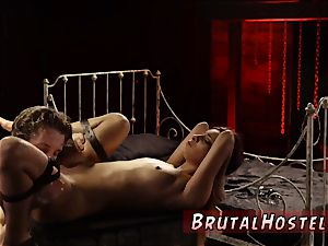 hookup against wall and utterly kinky hoes poor lil Jade Jantzen, she just desired to