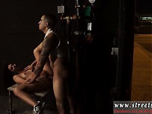 harsh rectal group pulverize bondage petite, tatted, and very pretty, Gina Valentina is the