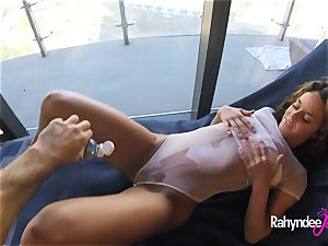 Rahyndee James anal invasion intercourse point of view