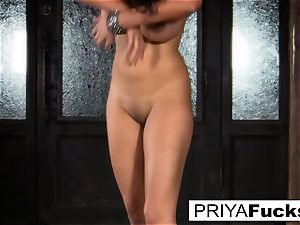 sybian act with Indian beauty Priya Rai