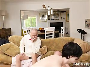 Butter ass-fuck and scorching mommy young guy Frannkie heads down the Hersey highway