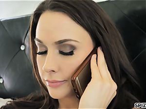 Spizoo - witness Chanel Preston deep-throating and nailing