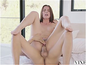 Aidra gets naked for her brutha