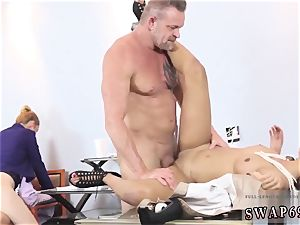 Taboo step first time Bring Your companion s daughter To Work Day