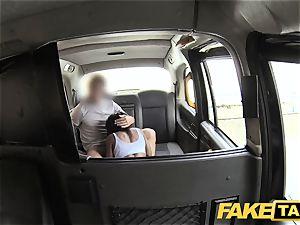 fake cab fine figure and a cracking hot caboose