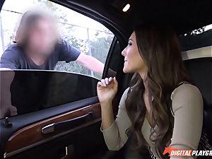 Eva Lovia picks up boys off the street to ravage