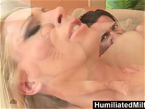 HumiliatedMilfs milf Devon Lee luvs ample